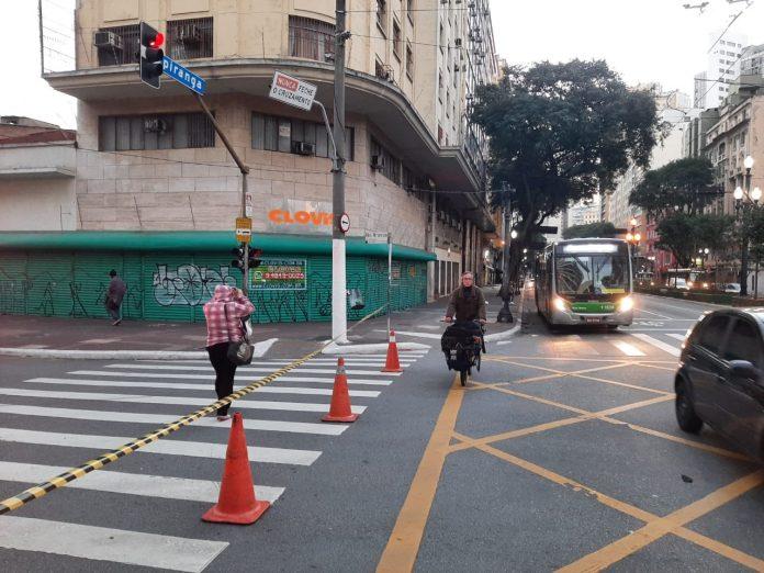 Avenida Ipiranga Avenida Rio Branco