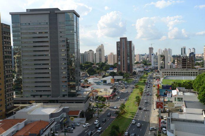 Avenida Norte Sul Campinas