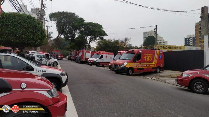 Bombeiros Rua Luís Góis