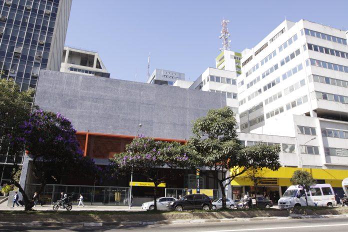 Estação Paulista Linha 4