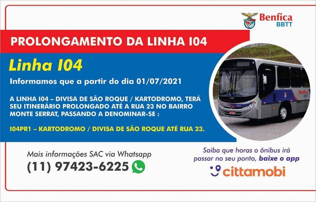 Linha I04