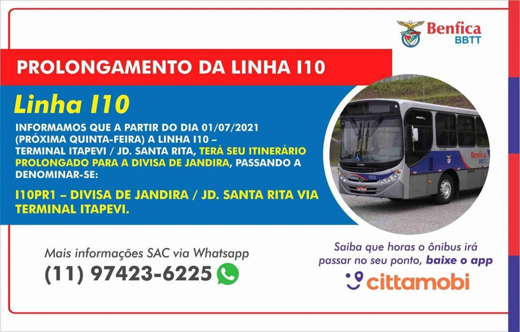 Linha I10