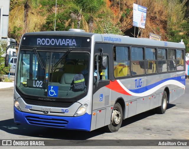 Ônibus Guaratinguetá