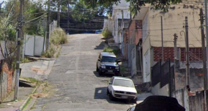 Rua Engenheiro Dário Machado de Campos