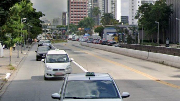 Avenida Eusébio Matoso em Pinheiros
