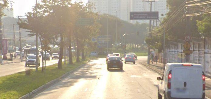 Avenida Giovanni Battista Pirelli Santo André
