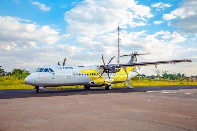 Avião Voepass
