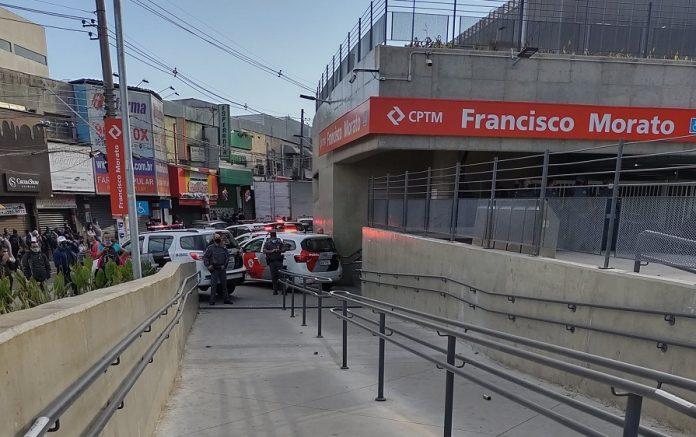 Estação Francisco Morato CPTM