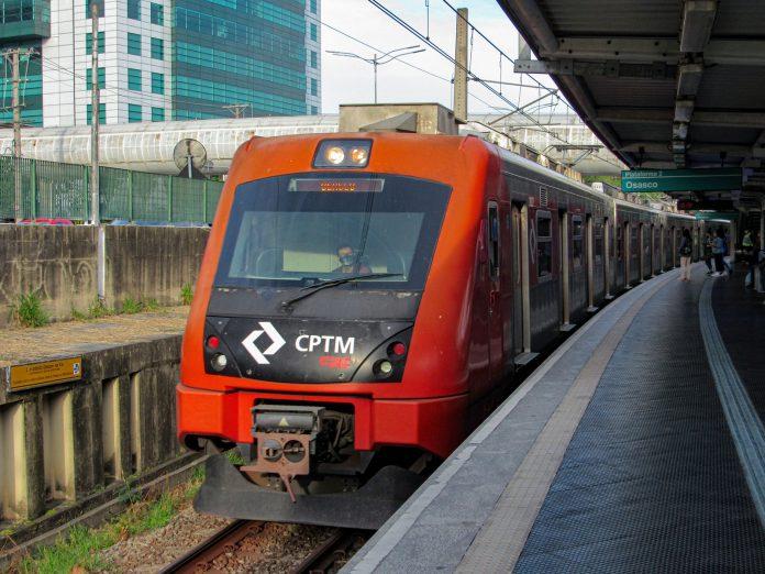 Linha 9-Esmeralda CPTM