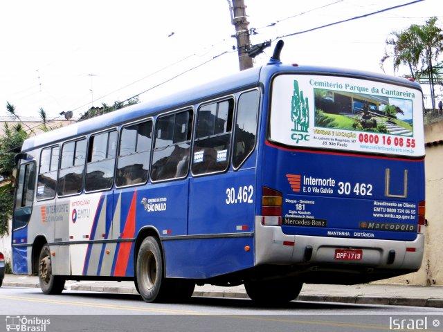 Ônibus da Vila Galvão EMTU