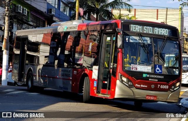 Terminal Santo Amaro Ônibus