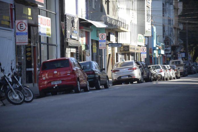 Zona Azul Guarulhos Estacionamento