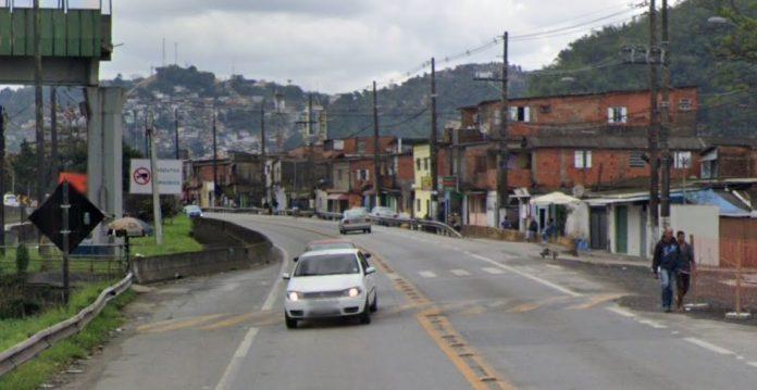 Anchieta Pista Marginal km 64
