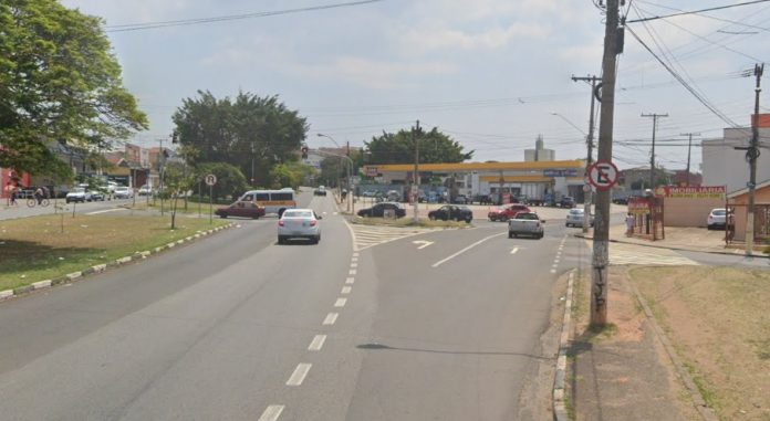 Avenida Presidente Juscelino