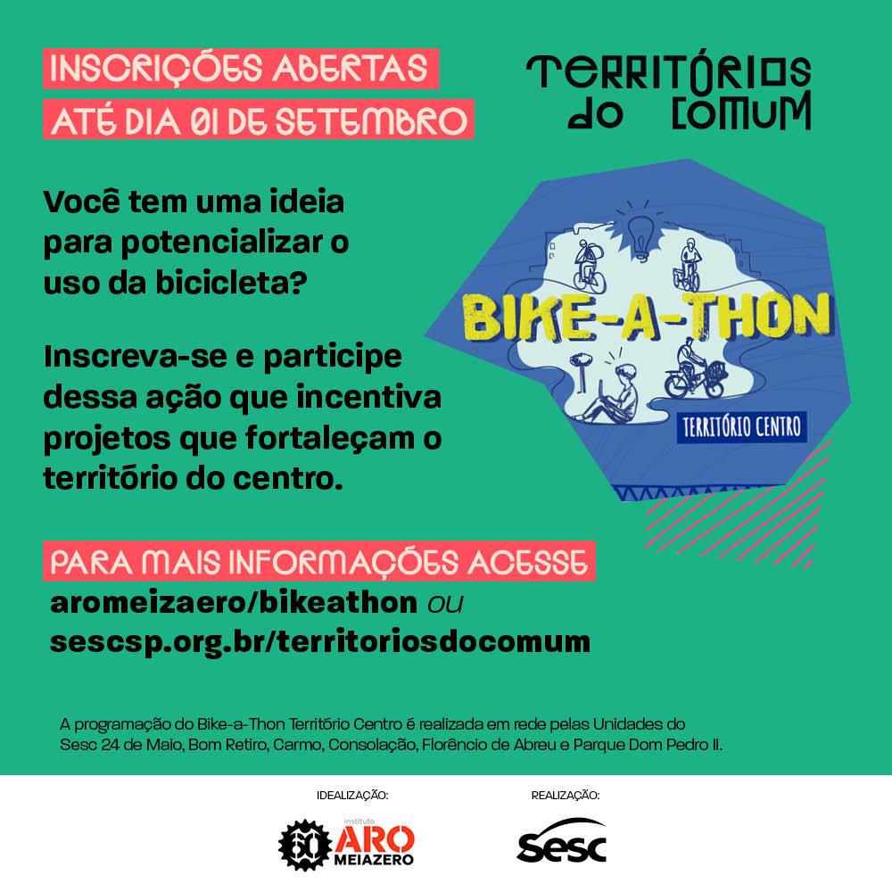 Bike Inscrições