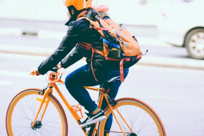 Bike Laranja