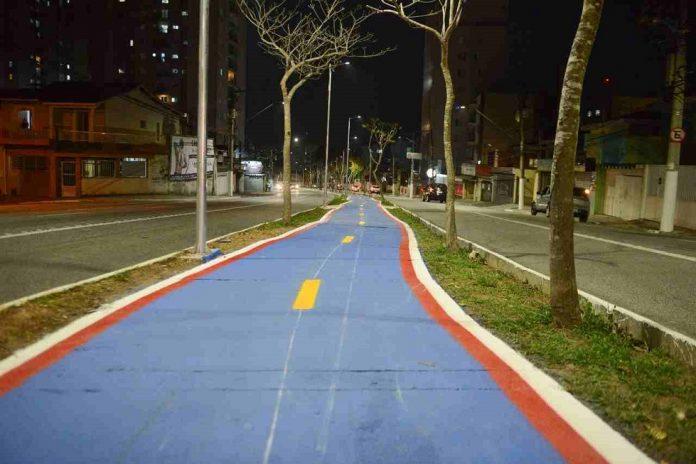 Ciclovia Avenida João Firmino