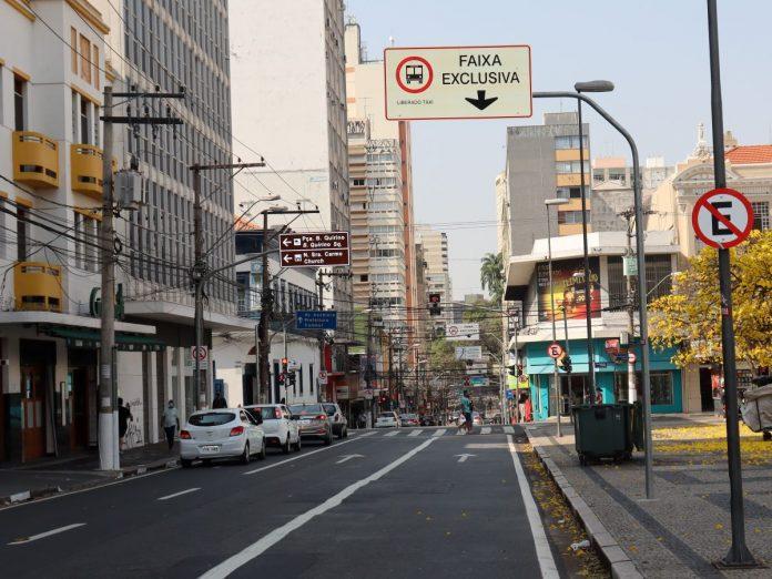 Rua General Osório Campinas