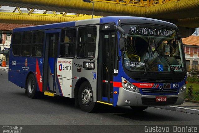 Linha 494 São Caetano