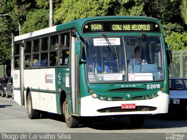 Linha 5028 Heliópolis