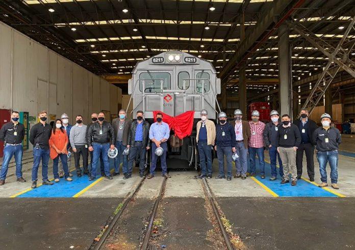 Locomotiva CPTM