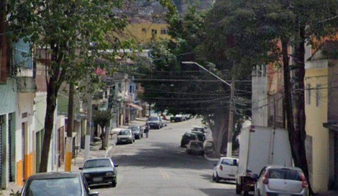 Rua Manuel Antônio Fonseca