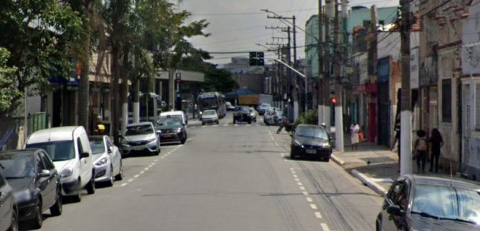 Rua Toledo Barbosa