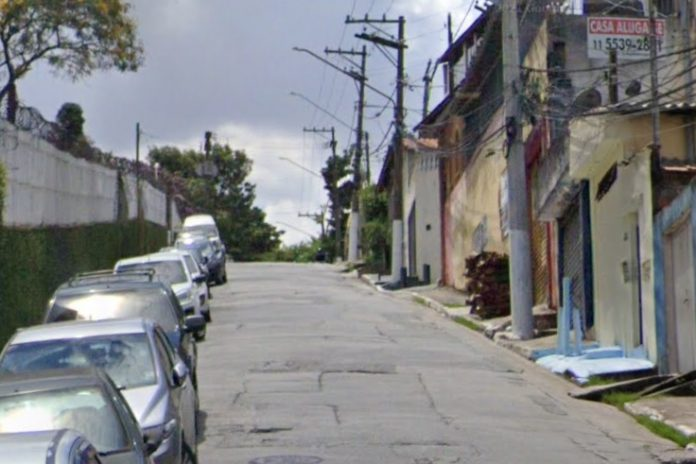Rua Vicente Pereira de Assunção