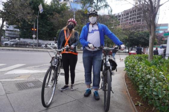 Willian Vá de Bike