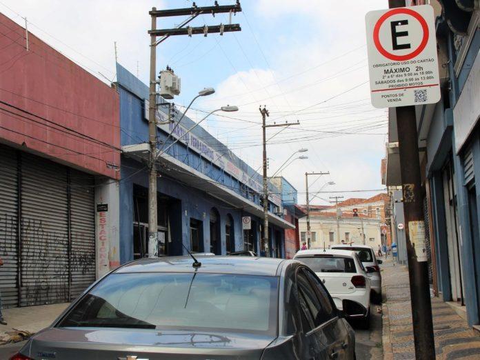 Zona Azul Campinas Interior