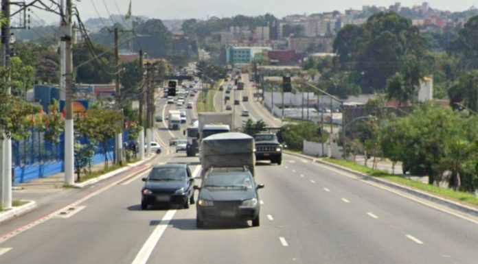 Avenida Jacu-Pêssego