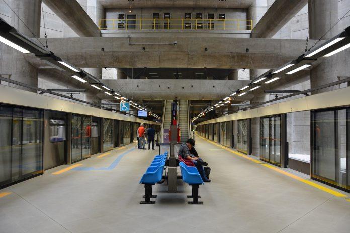 Estação Brooklin Linha 5