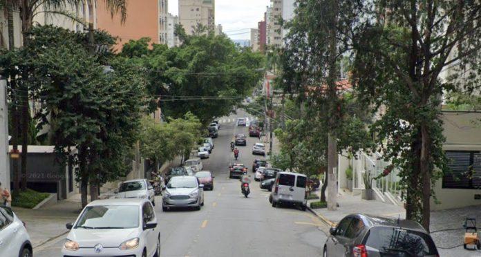 Rua Apinajés Perdizes