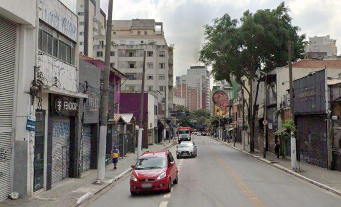 Rua Augusta 1321