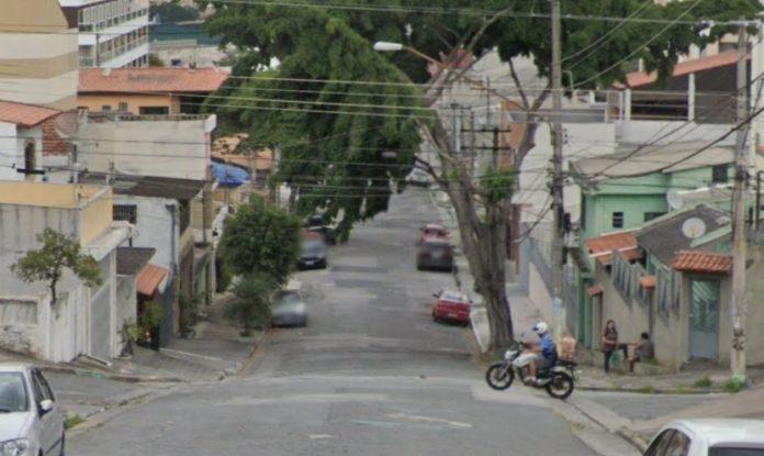 Rua Tenente-Coronel
