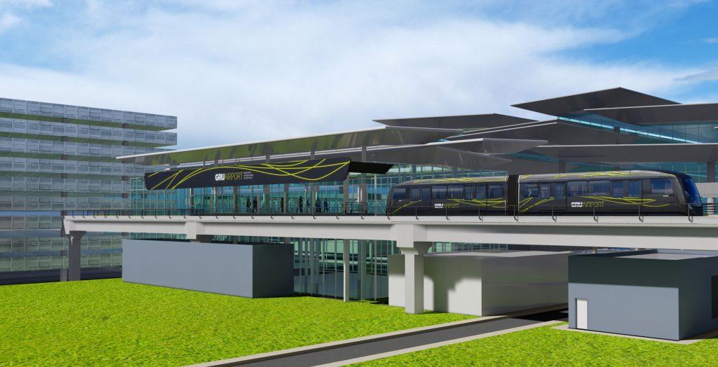 Trem Aeroporto