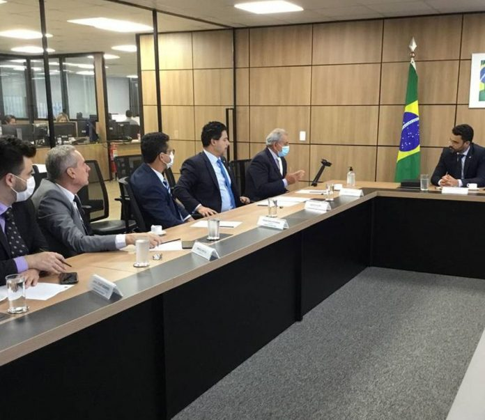 Reunião em Brasília
