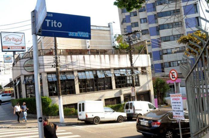 Rua Tito